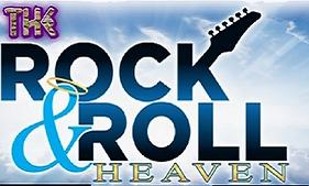 Rock & Roll Heaven Radio Show logo