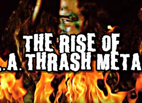 'INSIDE METAL: Rise Of L.A. Thrash Metal' premiere screening announced
