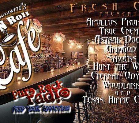 Nitewind's Rock 'n' Roll Café: Freshly Brewed 3