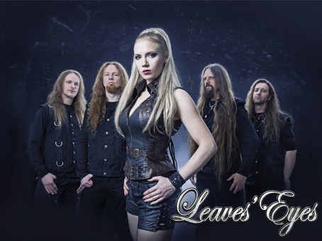"LEAVES' EYES ""Fires In The North"" EP details!"