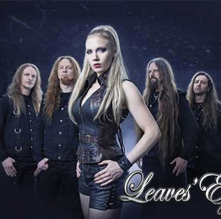 """LEAVES' EYES """"Fires In The North"""" EP details!"""
