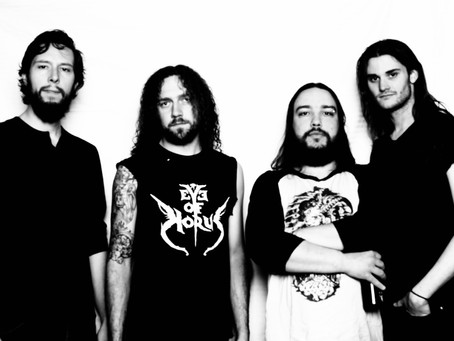 Out now! Death thrash hybrid KREPITUS unleash FREE debut album 'The Eyes of The Soulless'