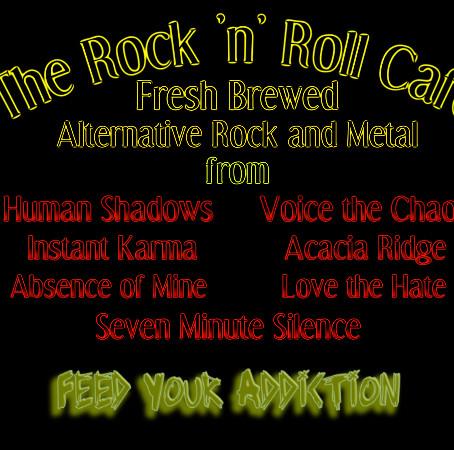 Rock 'n' Roll Café: Fresh Brewed 12