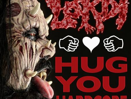 """LORDI debut """"Hug You Hardcore"""" video!"""