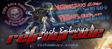 Rich Embury's Retrograde (banner)