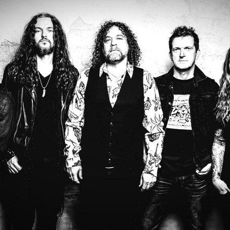 "TYGERS OF PAN TANG release ""Damn You"" lyric video/single"
