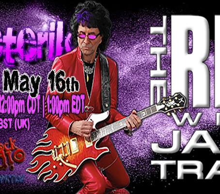 The Riff with Jack Trash: Jim Peterik