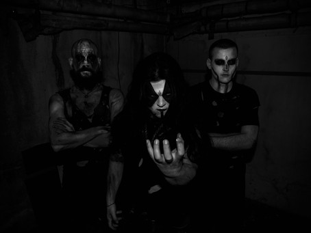 Winnipeg black metal band CELL premiere 'Erasing The Plane of Existence' at NoCleanSinging!