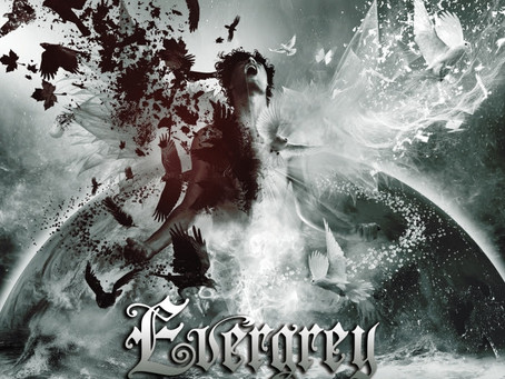 "EVERGREY ""Passing Through"" Lyric-Video released!"