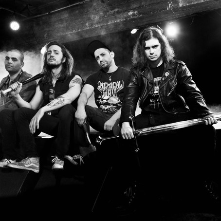 Thrash demolishers MUTANK announce show dates in Toronto & Montreal