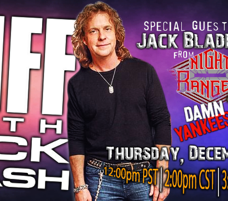 The Riff with Jack Trash: Jack Blades