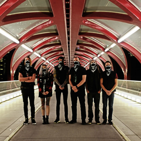SHARK INFESTED DAUGHTERS new album 'These Tides, Our Tombs' out now!; Tour news