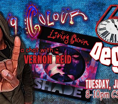 6 Degrees with Paul LaPlaca: Vernon Reid (Living Colour)