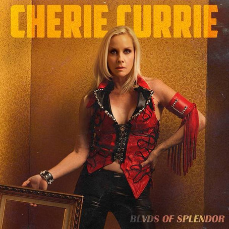 (Record Review Tuesday) Cherie Currie - BLVDS of Splendor