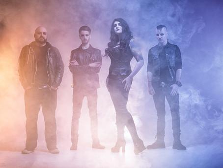 VAN HALST announce new guitarist TARA MCLEOD (KITTIE) + Toronto date w/ SEPTEMBER MOURNING