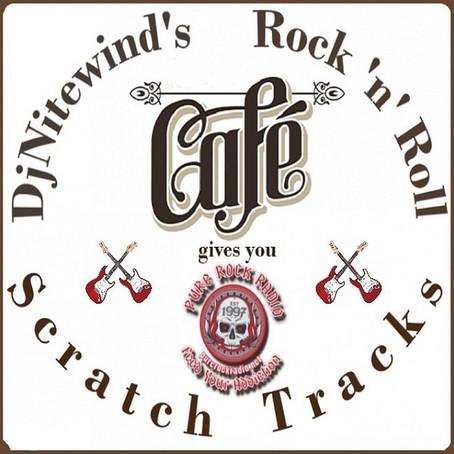 Nitewind's Rock 'n' Roll Café: Scratch Tracks