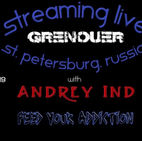Rock 'n' Roll Café: Andrey Ind of Grenouer