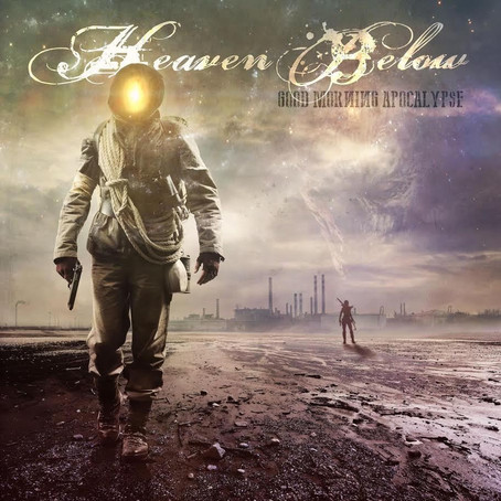 HEAVEN BELOW sign to EMP LABEL GROUP. Concept LP featuring LITA FORD, JASON MCMASTER, UDO and KOBRA