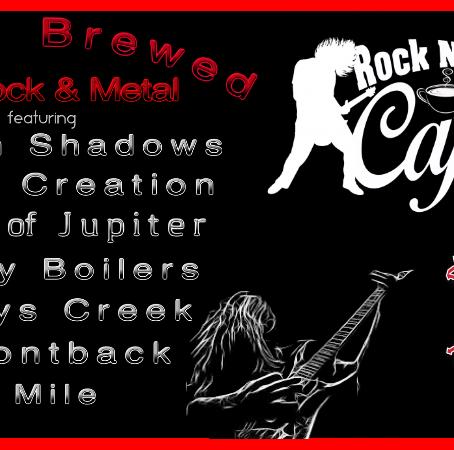 Nitewind's Rock 'n' Roll Café: Fresh Brewed 10