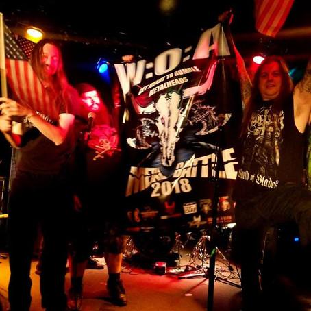 VOICES OF RUIN to play Wacken Open Air as Wacken Metal Battle USA 2018 champs!