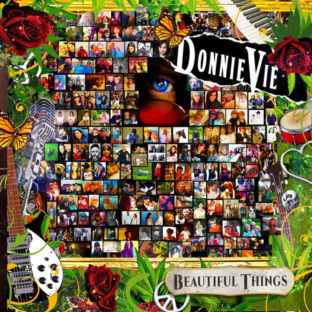 Original ENUFF Z'NUFF Singer DONNIE VIE Returns with 'Beautiful Things'