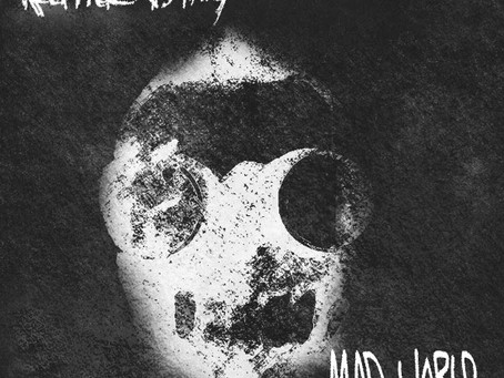 """RED TIDE RISING release cover version of TEARS FOR FEARS classic """"Mad World"""" + Tour dates"""