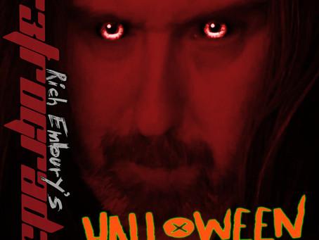 (Podcast) Halloween Spooktacular! - Rich Embury's R3TROGRAD3
