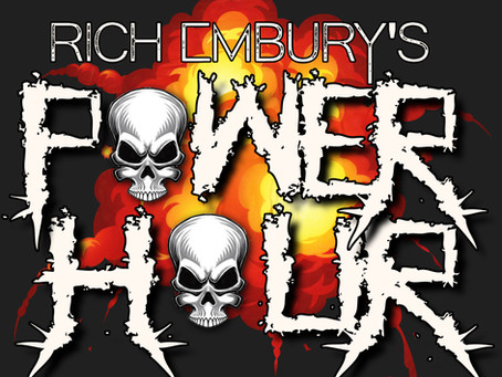(Podcast) Slade, Cheap Trick, T.Rex & more / Rich Embury's Power Hour