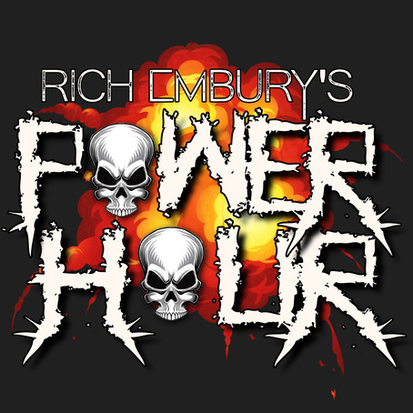 (Podcast) Judas Priest, Blotto, Ratt & More / Rich Embury's Power Hour [Feb 28]