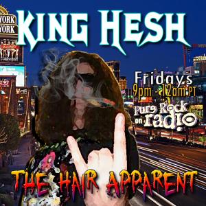 KING HESH: Helix/Flotsam and Jetsam/Electric Boys