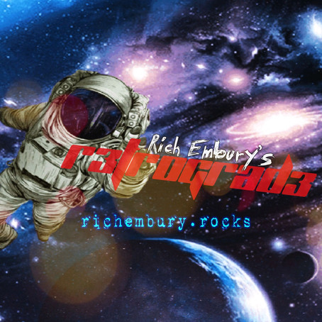 (Podcast) Rich Embury's R3TR0GRAD3: 70's, 80's & 90's Classix