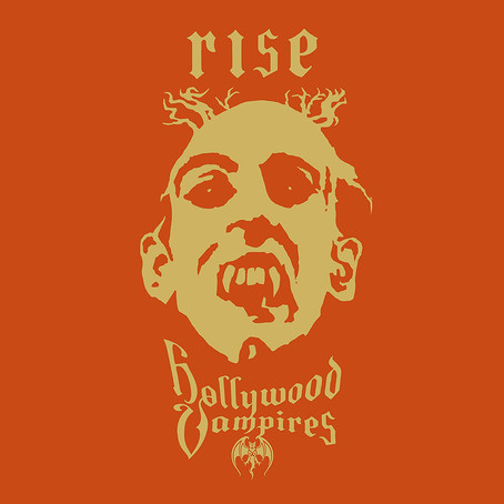 (Record Review Tuesday) Hollywood Vampires - Rise