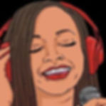 Dj Kait cartoon