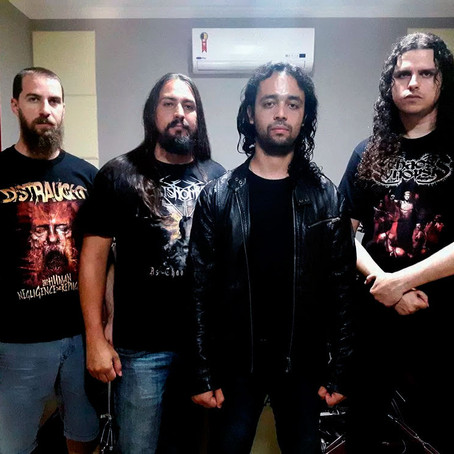 "Brazilian death metal thrashers DYSNOMIA posts new video for ""Proselyte"""