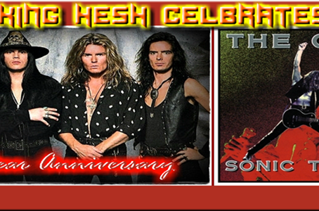 KING HESH: 30th Anniversary of Sonic Temple (THE CULT)