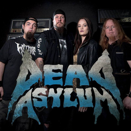 Vancouver thrashers DEAD ASYLUM to release 'Death Always Wins' on June 2nd