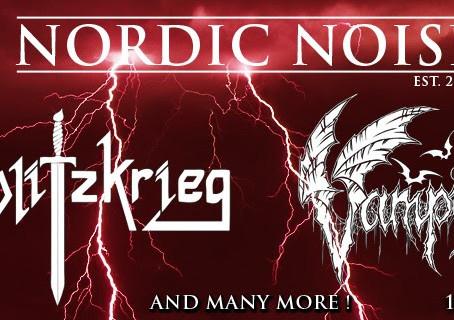 Copenhagen fest NORDIC NOISE announce first 2 bands for 2018; Ticket sales open!