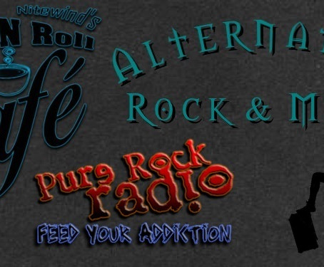 Nitewind's Rock 'n' Roll Café: Alternative Rock & Metal
