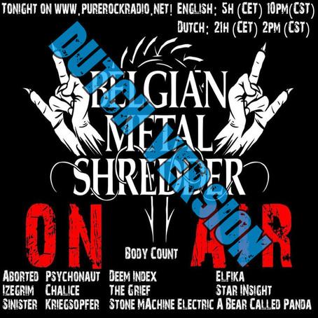 Belgian Metal Shredder: Meestal Extreem (Dutch Versie)