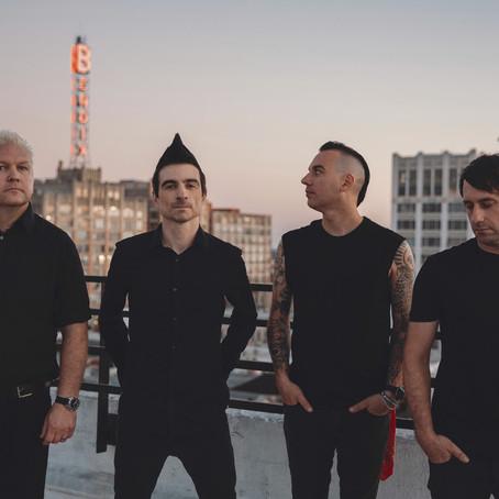 "ANTI-FLAG share new single and lyric video ""Christian Nationalist"""