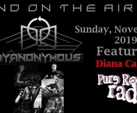 Rock 'n' Roll Café: Diana Caitlus of Dyanonymous