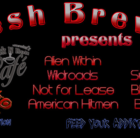 Nitewind's Rock 'n' Roll Café: Fresh Brewed 6