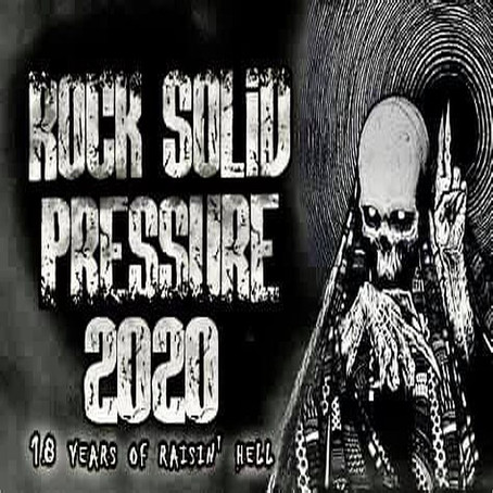 Rock Solid Pressure: Raging Metal + the Weird and Wonderful
