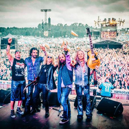 THE DEAD DAISIES announce 'Live & Louder' 2017 World Tour / Live album!