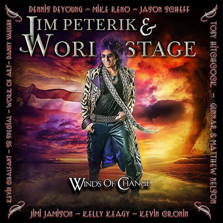 (Record Review Tuesday) Jim Peterik & World Stage - Winds of Change