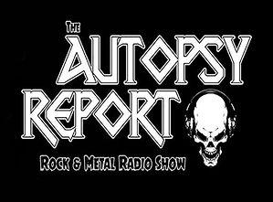 Autopsy Report logo