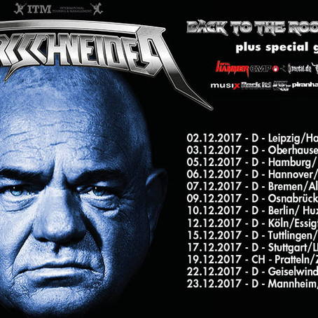 DIRKSCHNEIDER to continue touring!