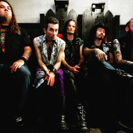 """JUNK, featuring actor Billy Blair, release new single """"Black Widow"""""""