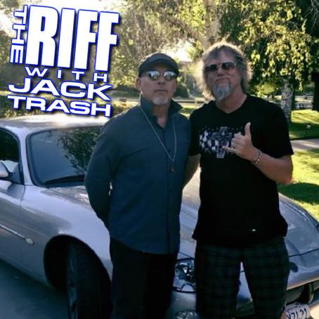 The Riff with Jack Trash: Richard Black of SHARK ISLAND