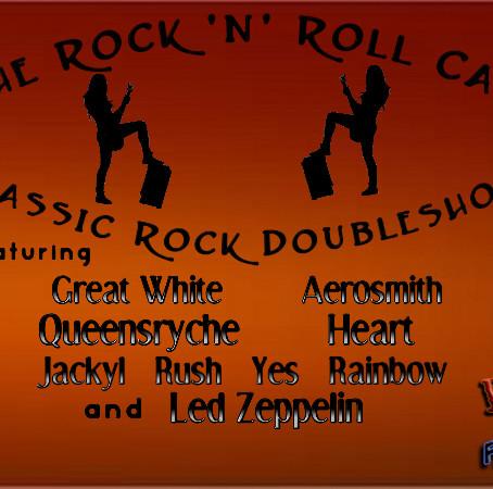 Nitewind's Rock 'n' Roll Café: Classic Rock Doubleshots